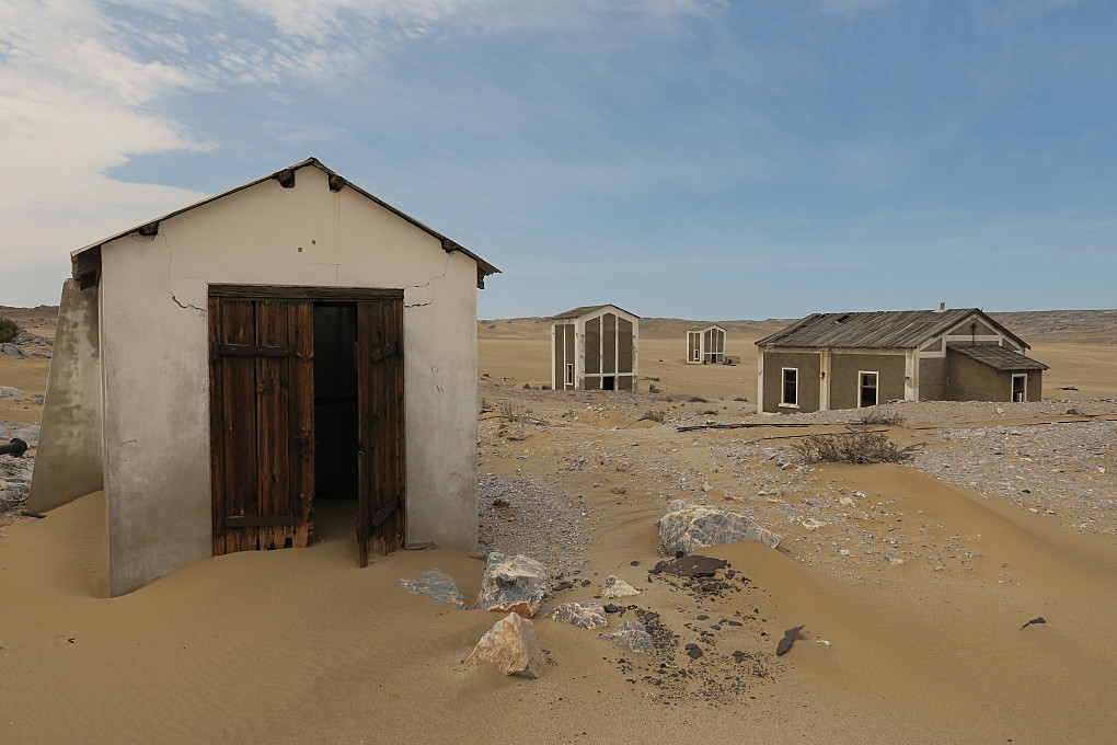 Sperrgebiet, Namibia