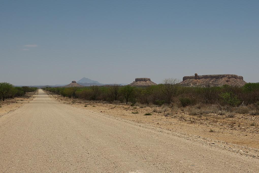 Vingerklip, Namibia